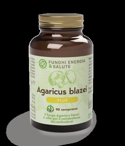 integratori-Agaricus blazei Plus