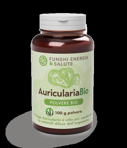 integratori-Auricularia Organic Powder