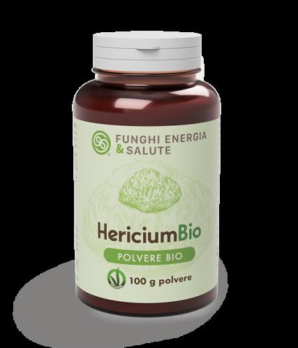 integratori-Hericium Organic Powder