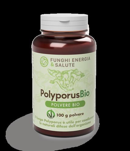 integratori-Polyporus Organic Powder