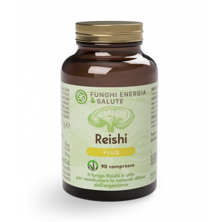 integratori-Reishi Plus